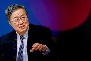 """周小川:中国寻求实现资本项""""有管理的可兑换"""""""