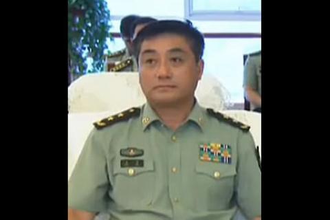 侯树森,蔡英挺均曾由大军区参谋长直接晋升为