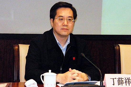 丁薛祥兼任总书记办公室主任