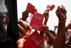 """""""阿拉伯之春""""在流血中消逝"""