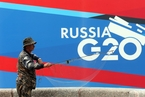 G20圣彼得堡峰会