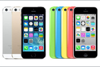 iPhone 5S及5C问世 中国首批发售