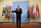 叙利亚申请加入化学武器公约