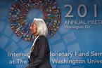 2013年IMF和沙龙365登入银行秋季年会