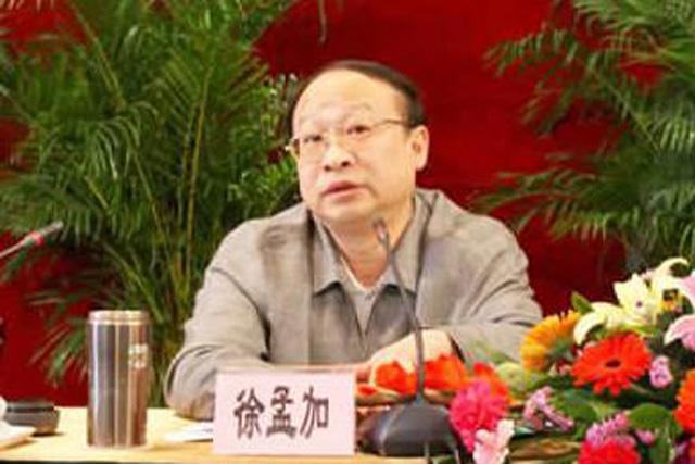 四川雅安原市委书记徐孟加被立案调查