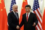 习近平与美国副总统拜登举行会谈