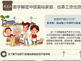 解密中国富裕家庭:也靠工资也贷款