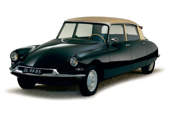 许:法国汽车设计在历史上的确可圈可点,二战之前有很多伟大的法国