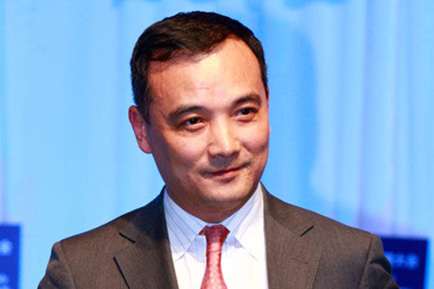 资料图:摩根大通中国区主席兼首席执行官邵子力.