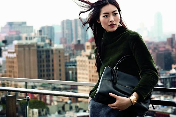中国模特攻破时尚圈壁垒