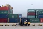 【财新调查】机构预测1月出口同比增1.9%