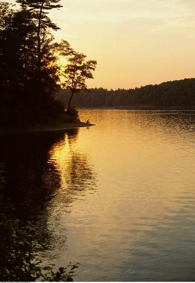 美国瓦尔登湖