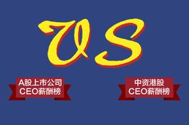 上市公司CEO薪酬榜:中资港股完胜A股