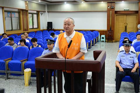 接班人检举:安徽军工集团原董事长张友仁被双