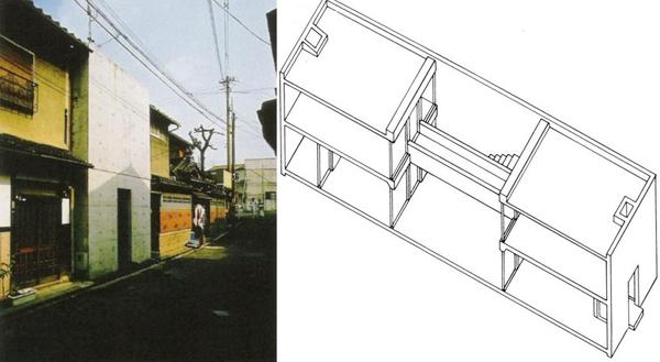 手绘楼梯轴测图