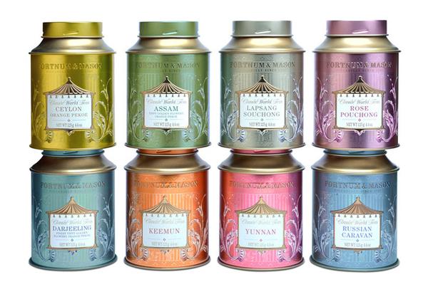 高档英式红茶品牌有哪些?