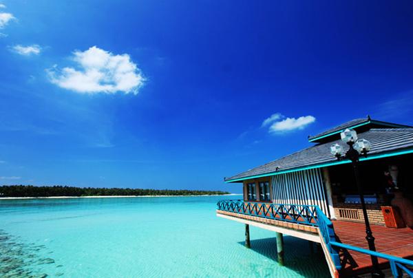 2014年对中国免签的十大海岛