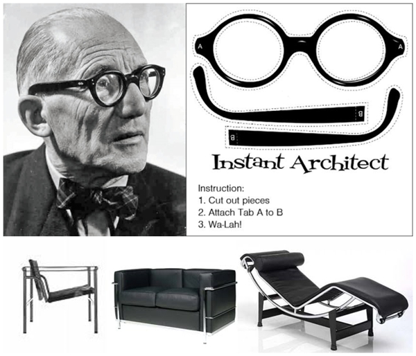 柯布西耶:现代建筑第一人图片