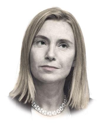 费代丽卡·莫盖里尼