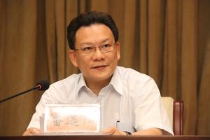 内蒙古常务副主席潘逸阳被查