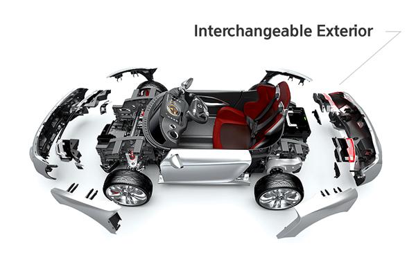 壕气冲天的汽车玩具,堪比超跑