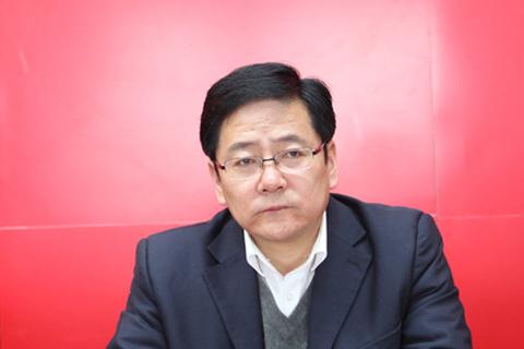 资料图:时任青海省委常委,秘书长王小青. 图片来自网络