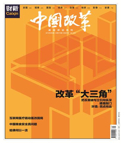《中国改革》第375期