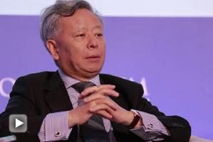 """金立群:亚投行要建立""""21世纪管理"""""""