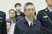 """李春城出庭受审  最后陈述""""我错了"""""""
