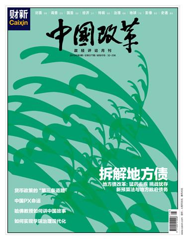 《中国改革》第377期
