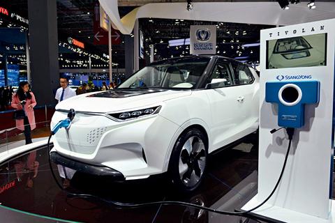 中国新能源汽车积分政策令德国车企忧虑