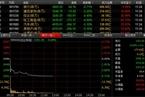[今日午盘]25%个股停牌抛压溢出 券商早盘疲软出现跌停