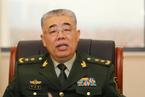 武警部队参谋长牛志忠任副司令员