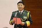 驻港部队司令员谭本宏晋升中将