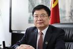 补缺景俊海 梁桂任陕西省委宣传部长
