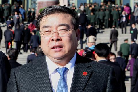 招投标--太原铁路局原局长杨绍清被带走