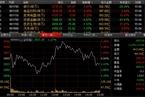 [今日收盘]金融股护盘乏力 沪指3000点得而复失巨震8%