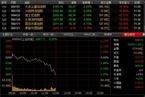 [今日午盘]创业板指跌近6% 沪指失守3100点跌逾3%