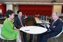 【财新时间】布隆伯格:从政、经商经验谈