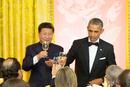 习近平出席白宫国宴