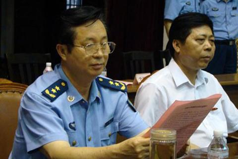 权威部门公布查处的军级以上军官已达43人,王玉发是其中第四名中将.