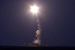 俄空袭叙利亚目标