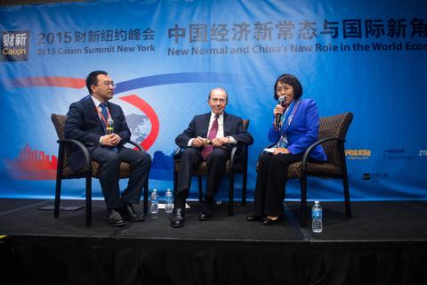 【财新纽约峰会】胡舒立:中国改革迫在眉睫 - 反思 - 湖南谭颂德博客