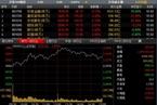 [今日收盘]成交额突破万亿 沪指尾盘回落收涨1.83%