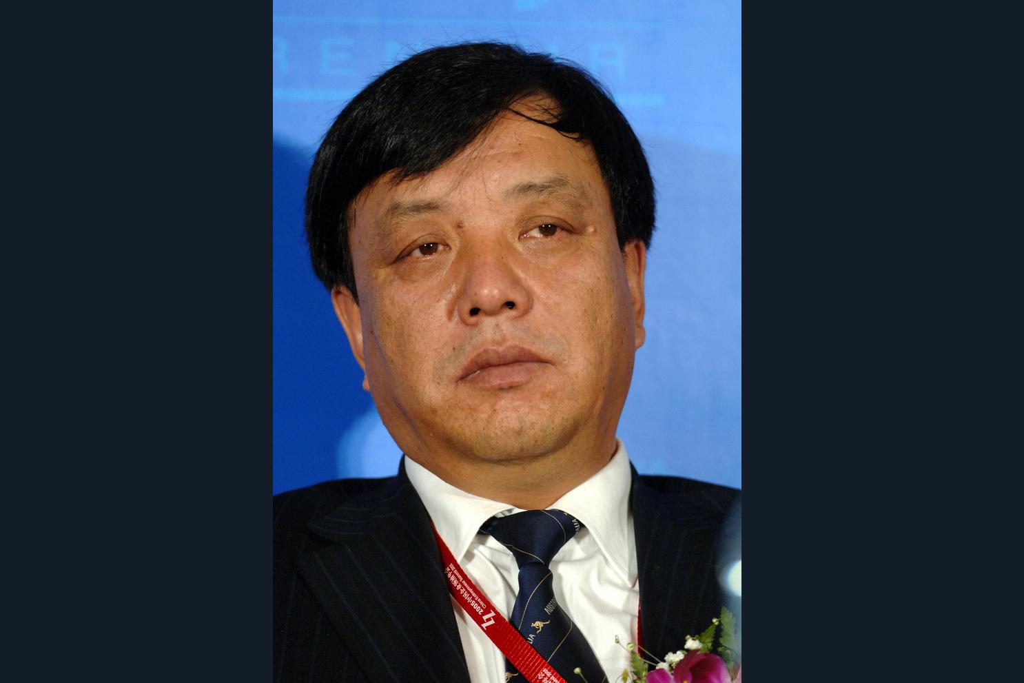 """受贿超3800万 宁夏""""首虎""""白雪山获刑15年"""