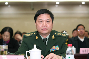武警河南省总队原司令员沈涛因受贿被查