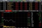 [今日午盘]银行券商领跌 沪指弱势震荡跌逾1%