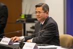 外交部部长助理郑泽光成最年轻副外长