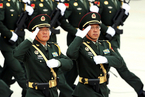 王成蔚少将转任驻张家口部队领导