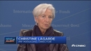 IMF总裁拉加德:中国经济不会硬着陆